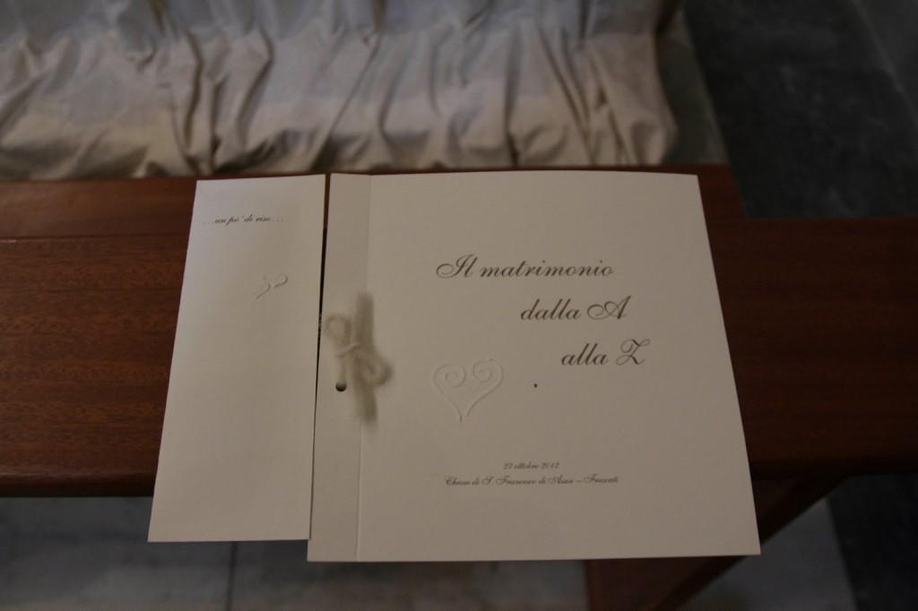 Come si fanno gli inviti di matrimonio