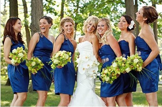 La perfetta damigella della sposa