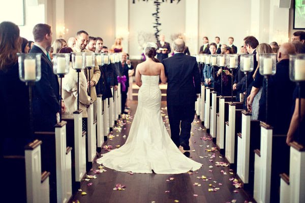 Wedding coach per il padre della sposa